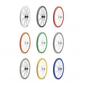 Laufradsatz Singlespeed 40mm Profile