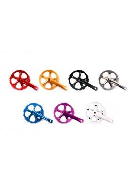 Pro-Wheel Solid F Kurbelgarnitur