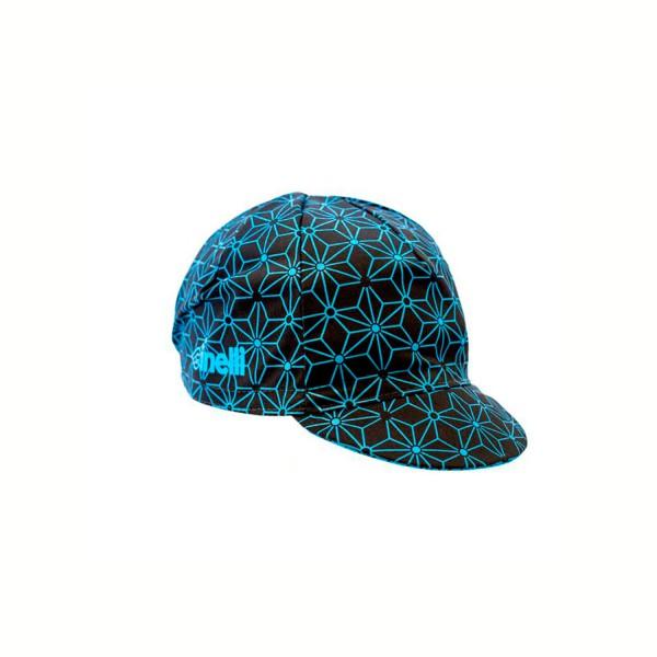"""Cinelli """"Blue Ice"""" Fahrrad Mütze"""